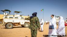 Nordmali Überwachungsausschuss Friedensabkommen von Algier
