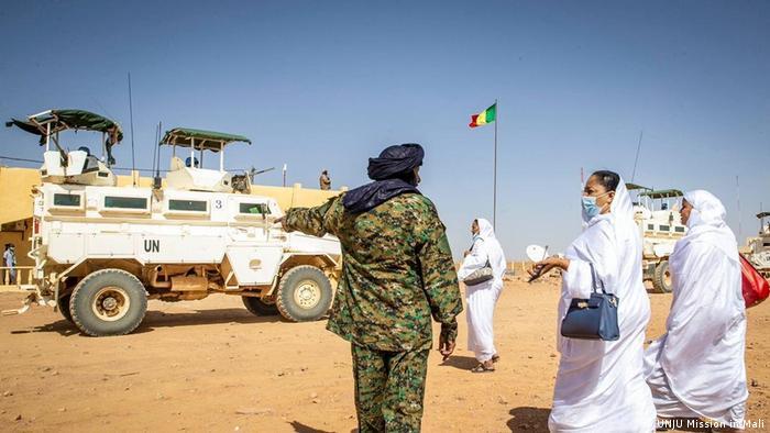 L'élection se tiendra au Mali conformément à la Charte de transition adoptée en septembre 2020 selon les autorités.