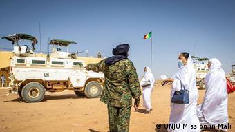 Le drapeau Malien a flotté de nouveau à Kidal au cours de la réunion de février 2021