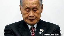 Japan Yoshiro Mori