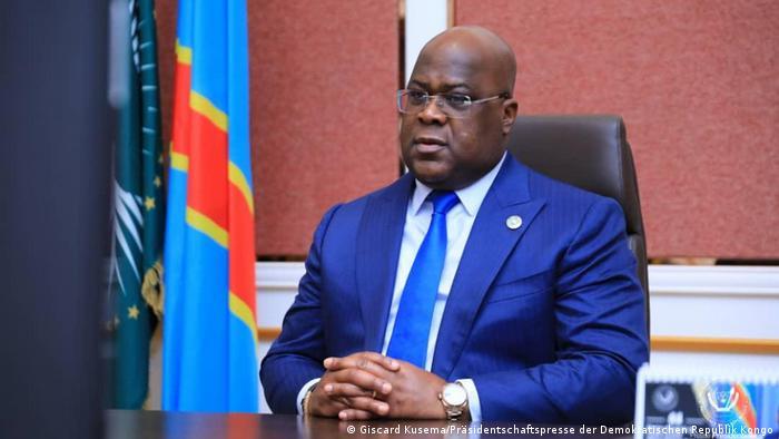 Democratic Republic of Congo President Felix Tshisekedi