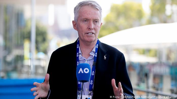 Tennis Australian Open | Craig Tiley