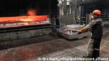 Russland Rusal Aluminium Werk