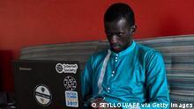 Afrika Symbolbild Start up