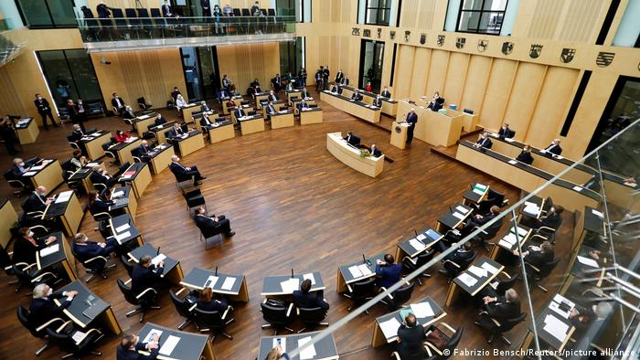Bundesrat - 1000. Sitzung