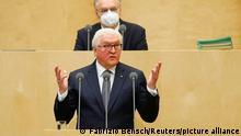 Bundesrat - 1000. Sitzung   Bundespräsident Steinmeier