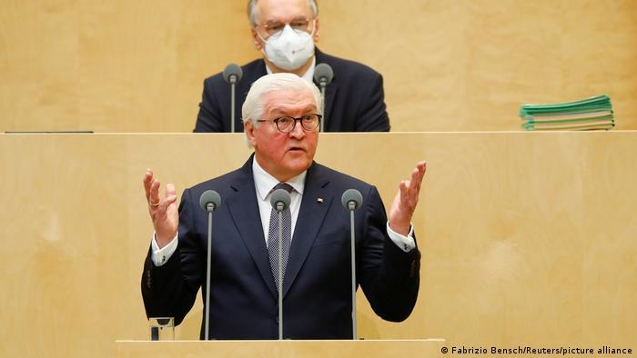 Bundesrat - 1000. Sitzung | Bundespräsident Steinmeier