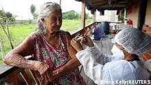 Brasilien Bildergalerie Amazonas | Coronavirus | Impfkampagne