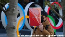 Japan Protest gegen Yoshiro Mori
