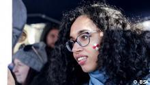 Aktivistin von BSA Alana Alana Gebremariam Copyright: BSA