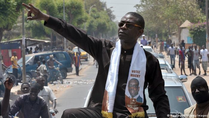 Senegal Casamance-Konflikt  2012, Youssou Ndour, Musiker