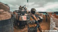 Grenze Pakistan - Afghanistan