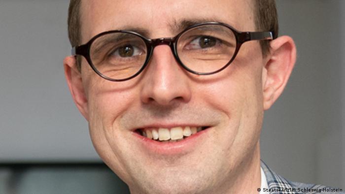 Dirk Schrödter   Chef der Staatskanzlei von Schleswig-Holstein