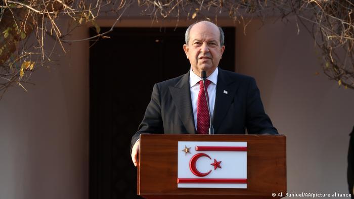 Präsident Nordzypern Ersin Tatar