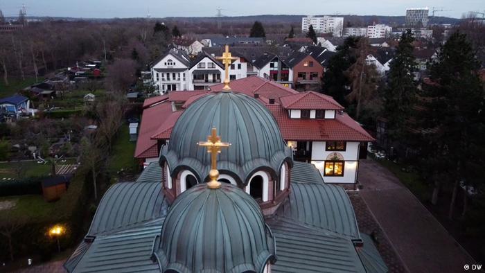 Grigorije Duric |Kandidat für das serbische Patriarchat