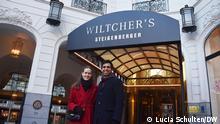 12.02.21+++ Paar am Valentinstag. Bitte vermerkt, dass es nur für den entsprechenden Artikel zu benutzen ist. (C) Lucia Schulten / DW