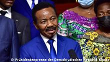 DR Kongo | Präsident der Nationalversammlung Christophe Mboso N'kodia Pwanga