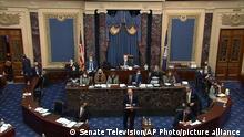 USA | Impeachment-Prozess gegen Trump | Michael van der Veen