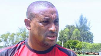 Mosambik | Fußball |Nationalmannschaft | Dario Monteiro