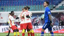 Fußball Bundesliga RB Leipzig - FC Augsburg