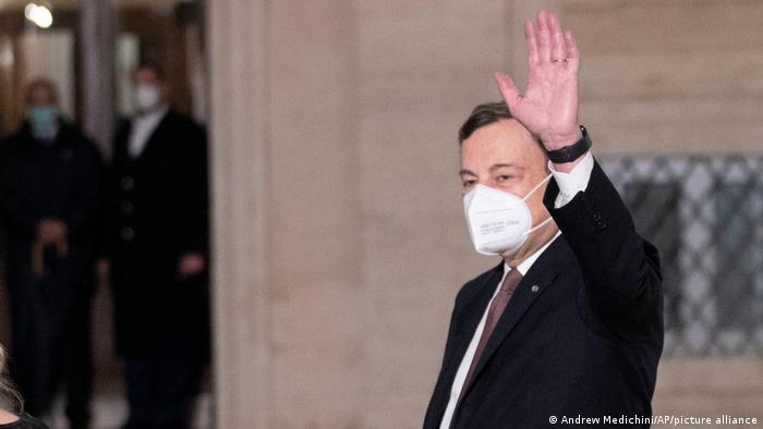 Italien I Mario Draghi bildet neue Regierung