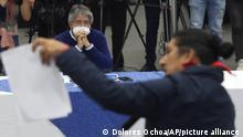 Praesidaentschaftwahlen in Ecuador