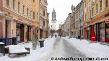 Deutschland Bautzen| Coronakrise: Lockdown