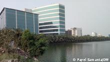 Teiche von Kolkata verschwinden aufgrund der Verstädterung