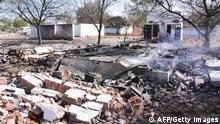 Indien Sattur Tamil Nadu | Brand in Feuerwerksfabrik