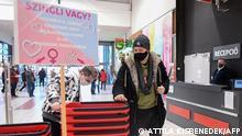 Ungarn Einkaufskörbe für 'Singles' zum Valentinstag