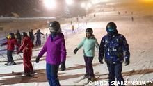Coronavirus Polen | Zakopane Ansturm auf Wintersportorte