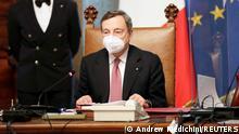 Italien I Neue Regierung in Rom vereidigt