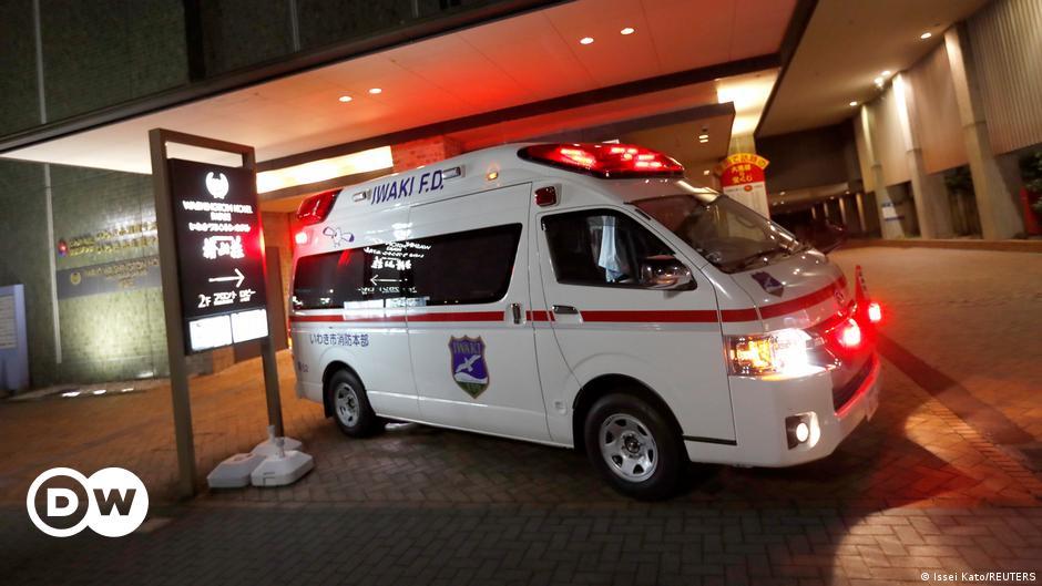 Japan: Dozens hurt in Fukushima earthquake