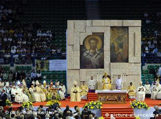 Pope in Cyprus