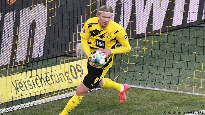 Fußball Bundesliga | Borussia Dortmund v TSG 1899 Hoffenheim | Tor (2:2)