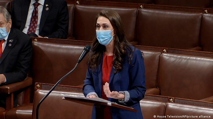 Republican Congresswoman Jaime Herrera Beutler