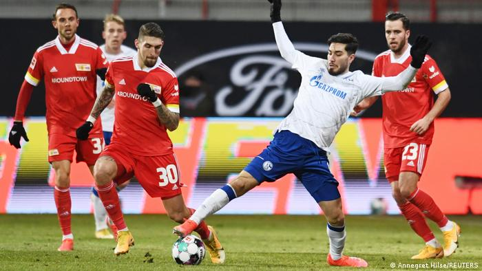 FC Union Berlin vs FC Schalke 04.