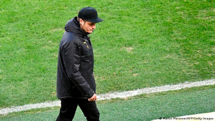 Fußball Bundesliga | Borussia Dortmund v TSG 1899 Hoffenheim | Edin Terzic