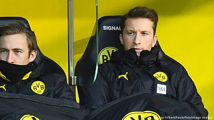 Fußball Bundesliga | Borussia Dortmund v TSG 1899 Hoffenheim | Marco Reus