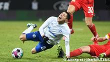 Bundesliga I 1. FC Union Berlin v FC Schalke 04