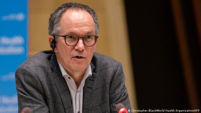 پتر بن امبارک، رئیس تیم تحقیق سازمان بهداشت جهانی در ووهان
