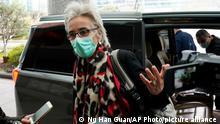 China Wuhan | Coronavirus | WHO Untersuchung |Marion Koopmans
