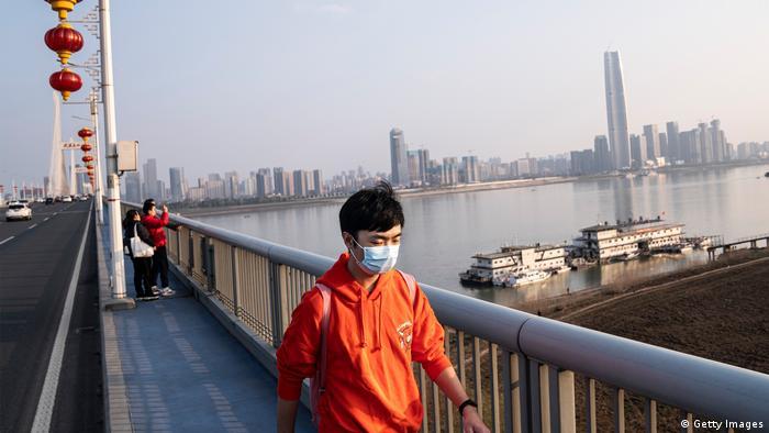 China Wuhan | Coronavirus | WHO Untersuchung | Symbolbild