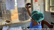 DRK Ebola in Kivu