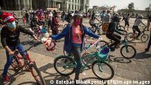 Guatemala Protest gegen Gewalt an Frauen