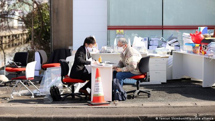 Erdbeben Japan Präfektur Fukushima | Soma