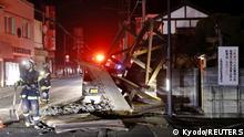 Erdbeben Japan Präfektur Fukushima   Koori
