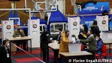 Kosovo Pristina | Parlamentswahlen