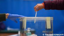 Spanien L'Hospitalet de Llobregat | Regionalwahl in Katalonien