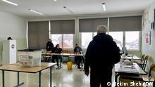 Kosovo Parlamentswahlen
